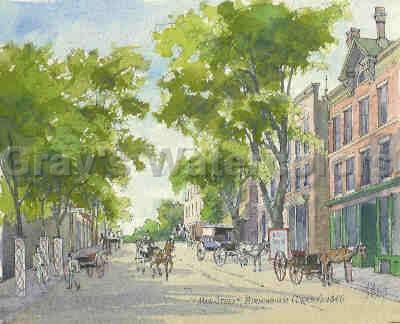 Birmingham_Main_St_1800s